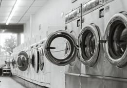 silk laundry