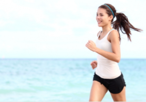 JRSY sports shorts women